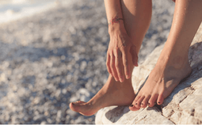 Foot Pain Resulting From Auto Injury!