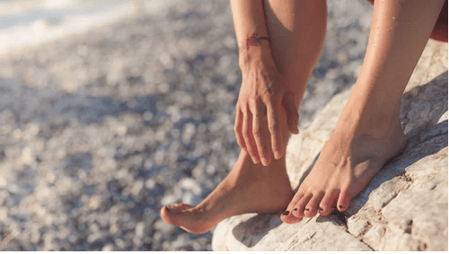 Foot Pain Resulting From Auto Injury! - image foot-pain on https://www.drlisaowen.com